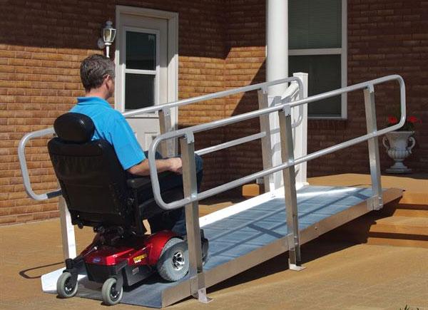 Bologna rampe per disabili