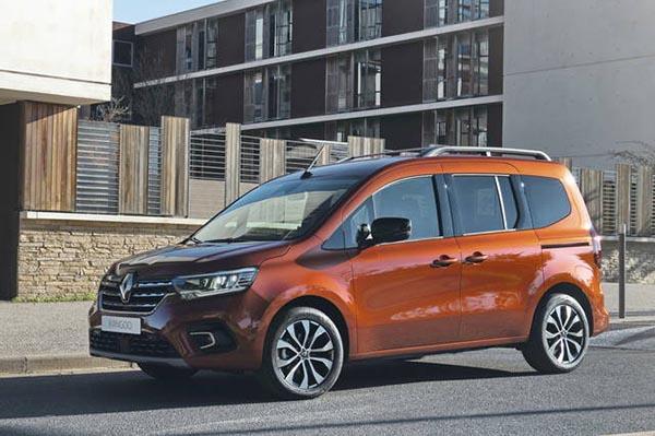 Renault kangoo disabili 2021